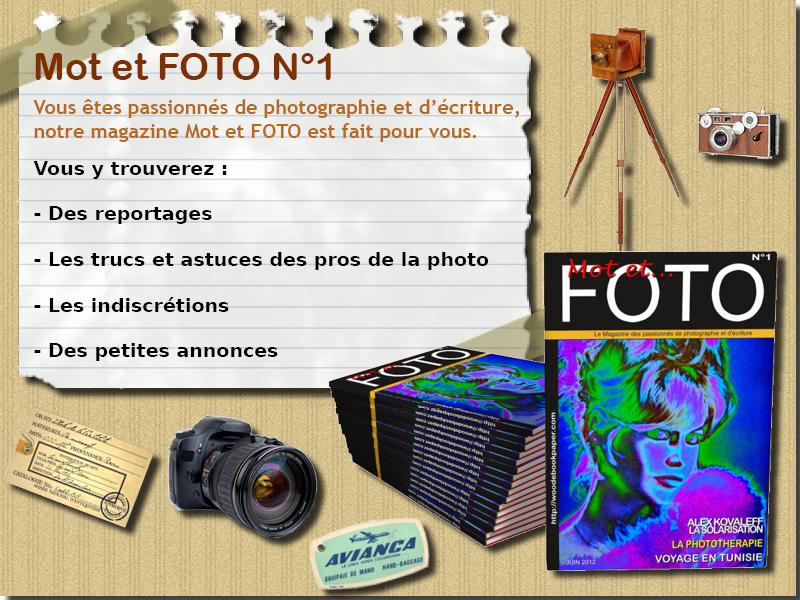 Mot et Foto N°1