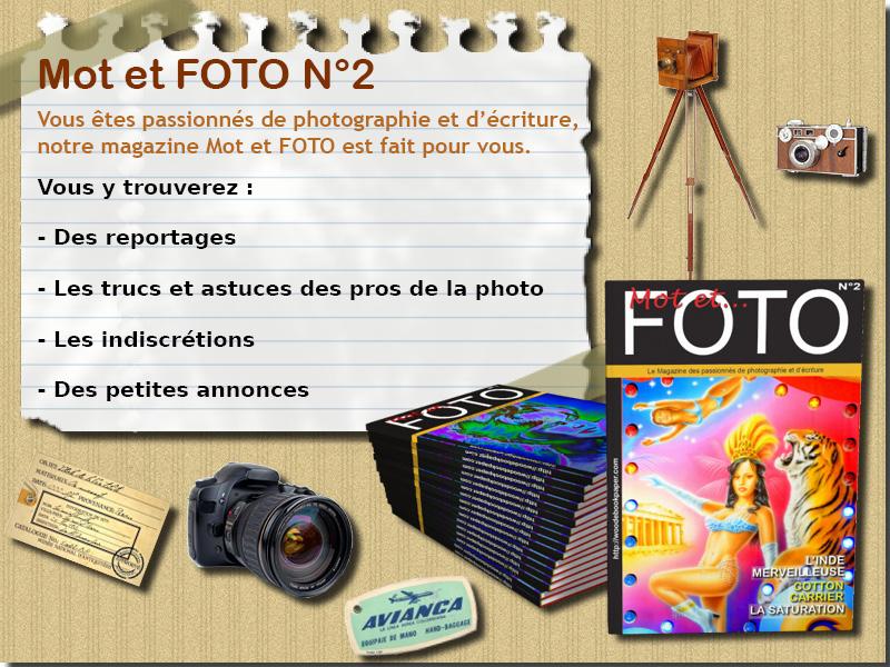 Mot et Foto N°2